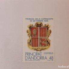 Sellos: ANDORRA E. SELLO NUEVO. Lote 246642530