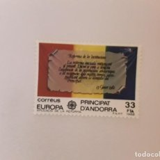 Sellos: ANDORRA E. SELLO NUEVO. Lote 246642575