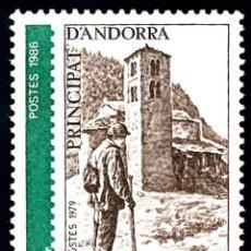 Timbres: [27] 1986 ANDORRA FRANCESA YV 345 MUSEO POSTAL ** MNH PERFECTO ESTADO (YVERT&TELLIER). Lote 248216720