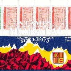 Timbres: [27] 1987 ANDORRA FRANCESA YV 378C ECU PRIMITIVO DE LOS VALLES ** MNH PERFECTO ESTADO (YVERT&TELLIER. Lote 248216855