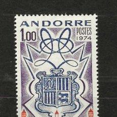 Selos: ANDORRA FRANCESA Nº 239(**). Lote 252158015