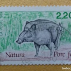 Sellos: ANDORRA FRANCESA - 1989. Lote 253921415