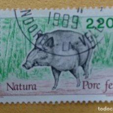Sellos: ANDORRA FRANCESA - 1989. Lote 253921690