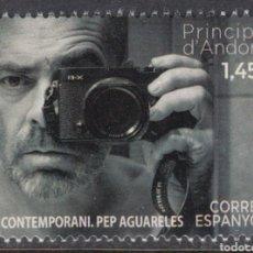 Sellos: ANDORRA ESPAÑOLA CORREO 2020 EDIFIL 503 ** MNH FOTOGRAFÍA (FOTOGRAFÍA ESTÁNDAR). Lote 258511170