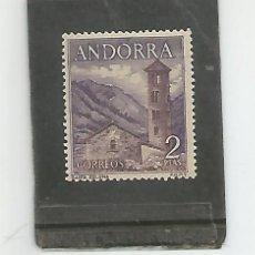 Sellos: ANDORRA ESPAÑOLA 1963 - EDIFIL NRO. 63 - NUEVO -. Lote 268413104