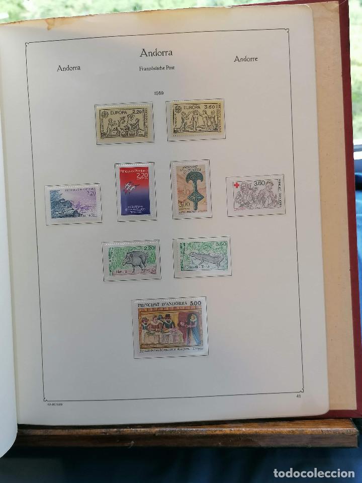 Sellos: Andorra Francia o Francesa lote sellos años 1972 a 1987 450€ catalogo Resto Coleccion nuevos *** - Foto 4 - 274283658