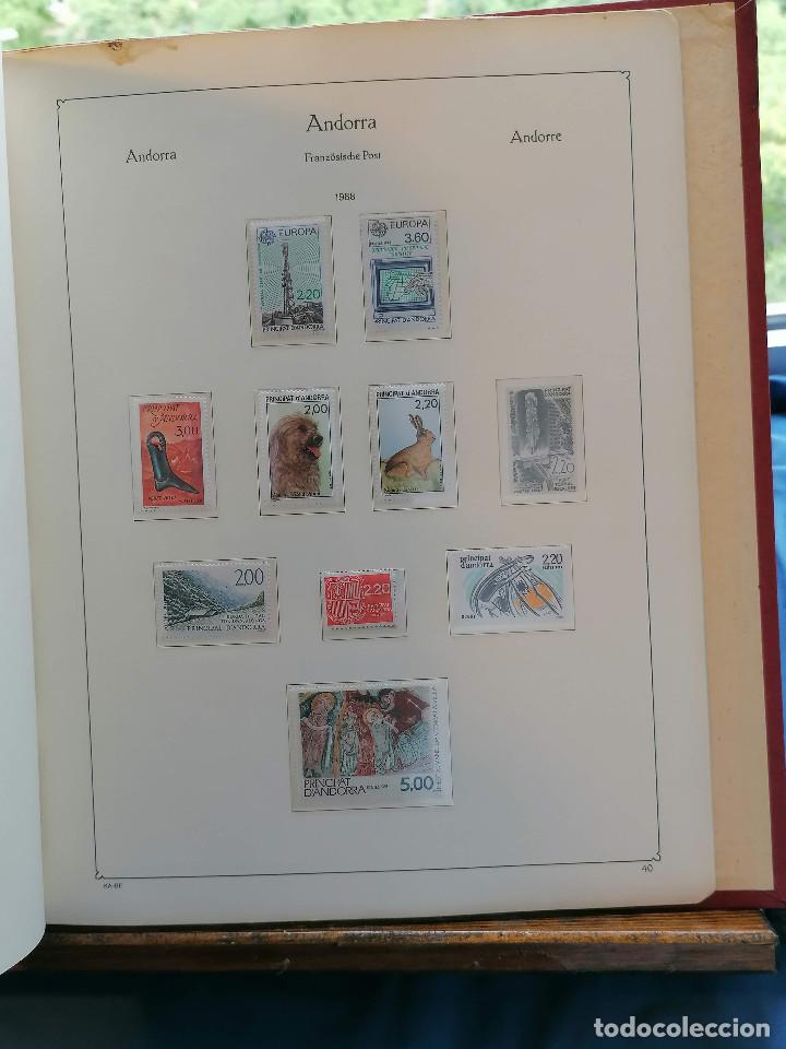 Sellos: Andorra Francia o Francesa lote sellos años 1972 a 1987 450€ catalogo Resto Coleccion nuevos *** - Foto 5 - 274283658