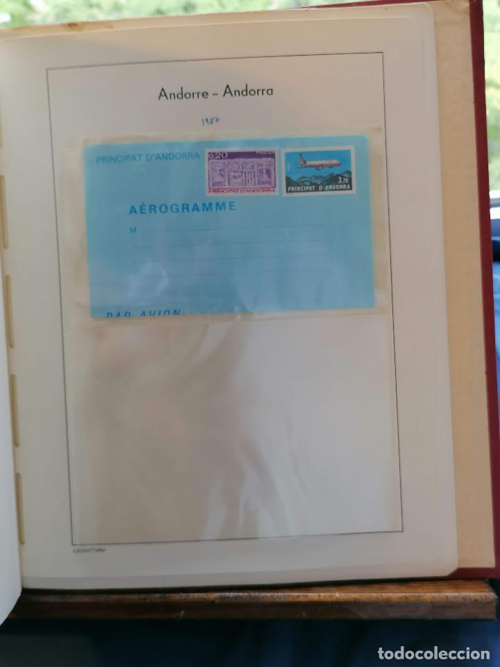 Sellos: Andorra Francia o Francesa lote sellos años 1972 a 1987 450€ catalogo Resto Coleccion nuevos *** - Foto 6 - 274283658