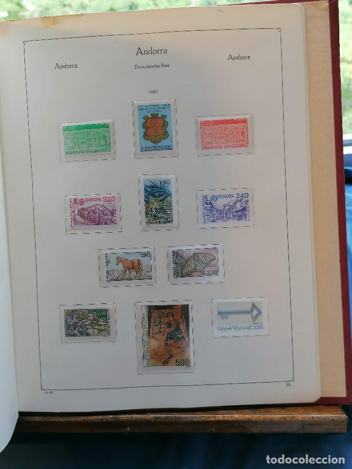 Sellos: Andorra Francia o Francesa lote sellos años 1972 a 1987 450€ catalogo Resto Coleccion nuevos *** - Foto 7 - 274283658