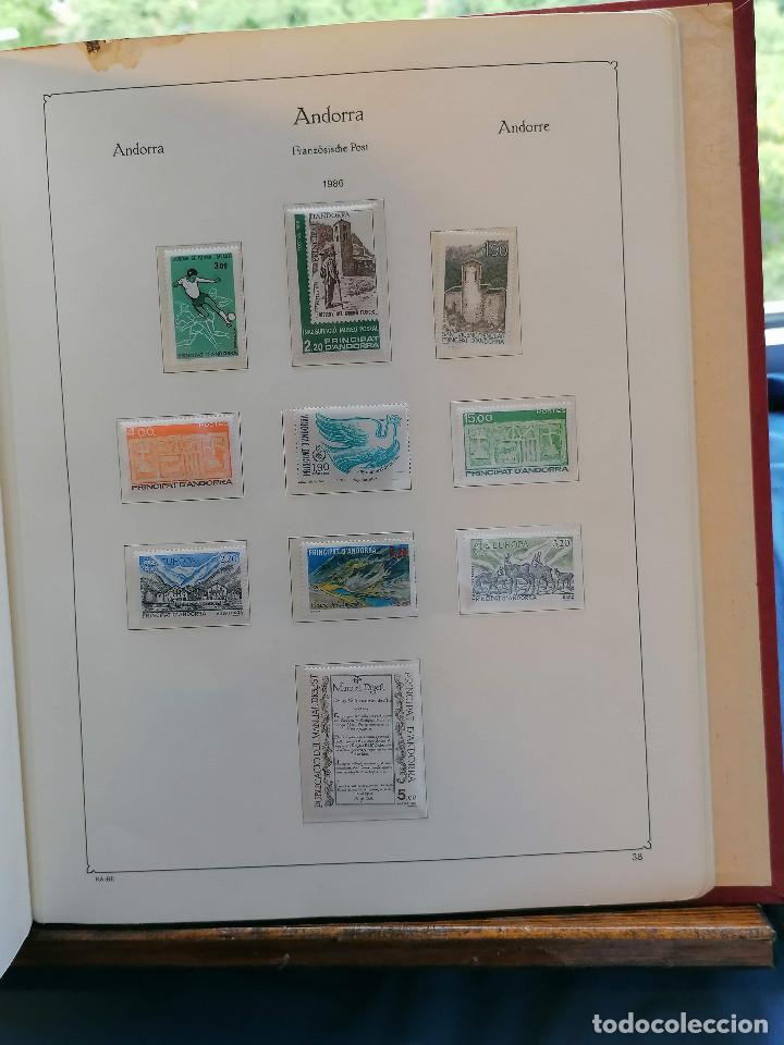 Sellos: Andorra Francia o Francesa lote sellos años 1972 a 1987 450€ catalogo Resto Coleccion nuevos *** - Foto 8 - 274283658