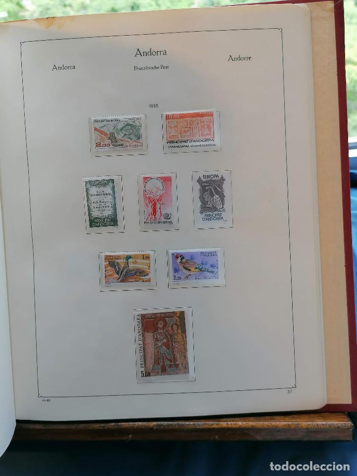 Sellos: Andorra Francia o Francesa lote sellos años 1972 a 1987 450€ catalogo Resto Coleccion nuevos *** - Foto 9 - 274283658