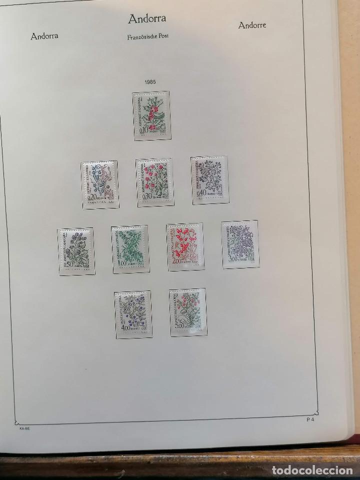 Sellos: Andorra Francia o Francesa lote sellos años 1972 a 1987 450€ catalogo Resto Coleccion nuevos *** - Foto 10 - 274283658