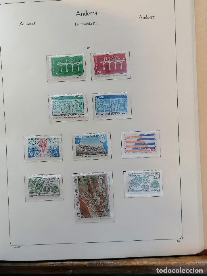 Sellos: Andorra Francia o Francesa lote sellos años 1972 a 1987 450€ catalogo Resto Coleccion nuevos *** - Foto 11 - 274283658