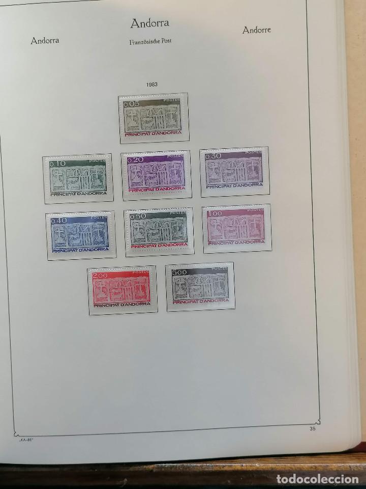 Sellos: Andorra Francia o Francesa lote sellos años 1972 a 1987 450€ catalogo Resto Coleccion nuevos *** - Foto 12 - 274283658