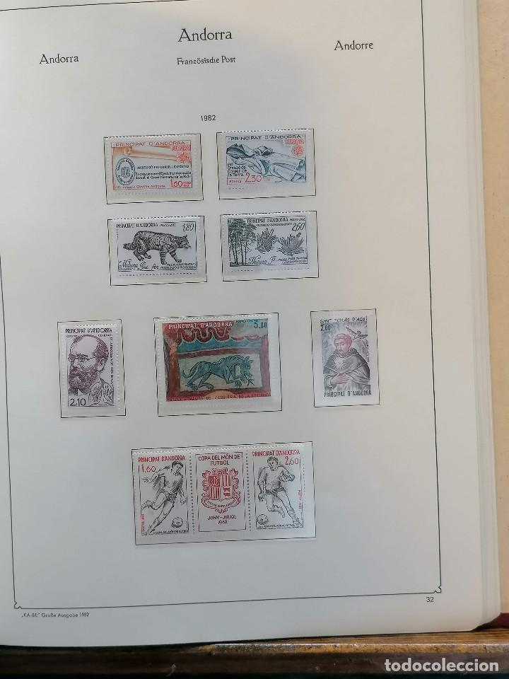 Sellos: Andorra Francia o Francesa lote sellos años 1972 a 1987 450€ catalogo Resto Coleccion nuevos *** - Foto 15 - 274283658