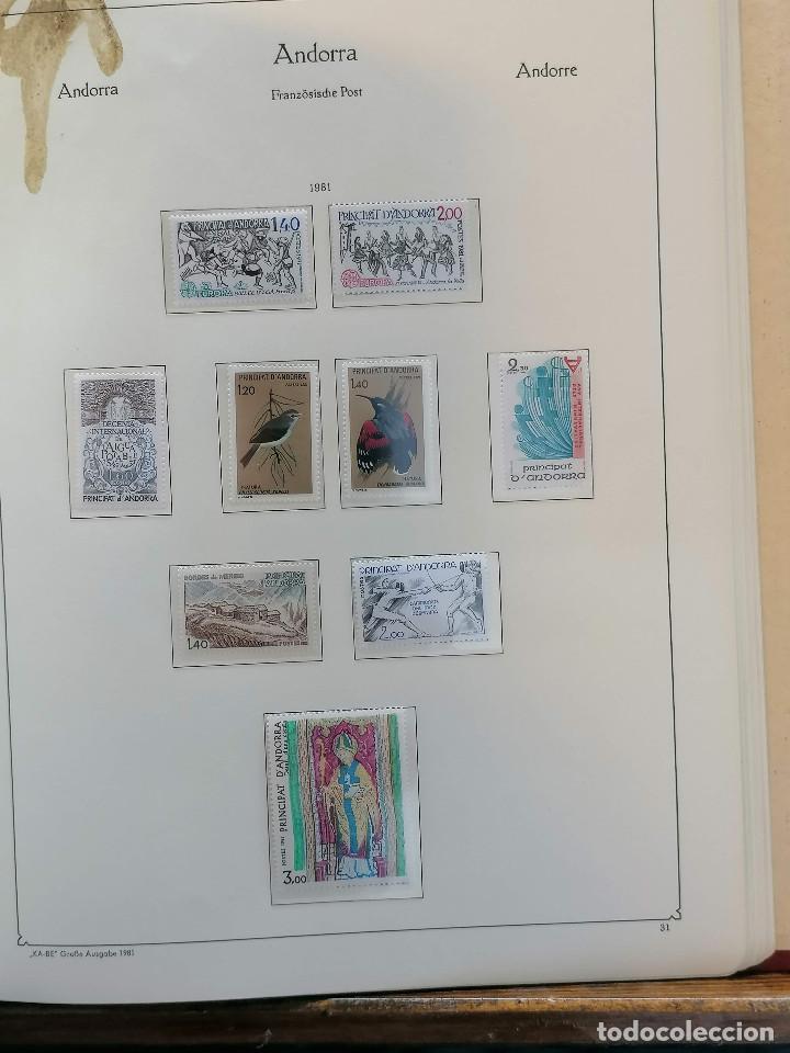 Sellos: Andorra Francia o Francesa lote sellos años 1972 a 1987 450€ catalogo Resto Coleccion nuevos *** - Foto 16 - 274283658