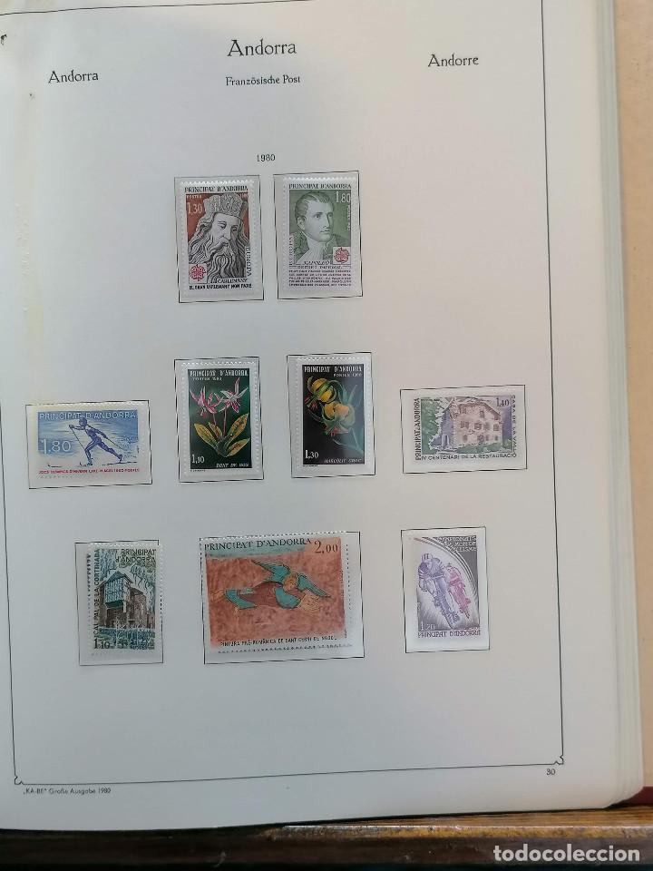 Sellos: Andorra Francia o Francesa lote sellos años 1972 a 1987 450€ catalogo Resto Coleccion nuevos *** - Foto 17 - 274283658
