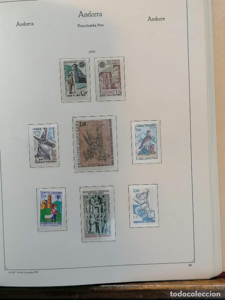 Sellos: Andorra Francia o Francesa lote sellos años 1972 a 1987 450€ catalogo Resto Coleccion nuevos *** - Foto 18 - 274283658