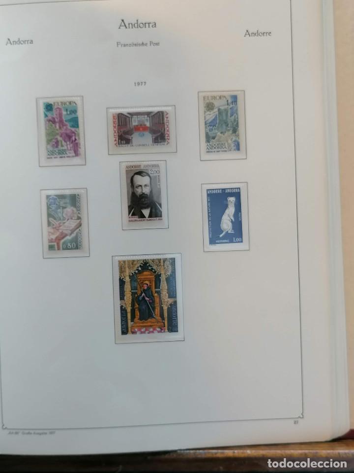 Sellos: Andorra Francia o Francesa lote sellos años 1972 a 1987 450€ catalogo Resto Coleccion nuevos *** - Foto 20 - 274283658
