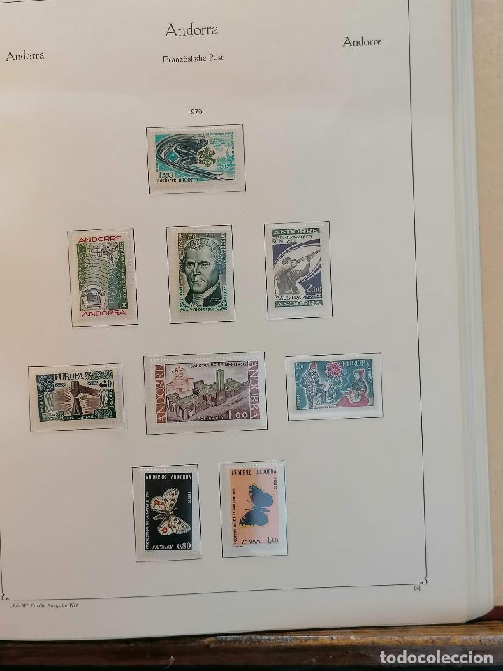 Sellos: Andorra Francia o Francesa lote sellos años 1972 a 1987 450€ catalogo Resto Coleccion nuevos *** - Foto 21 - 274283658