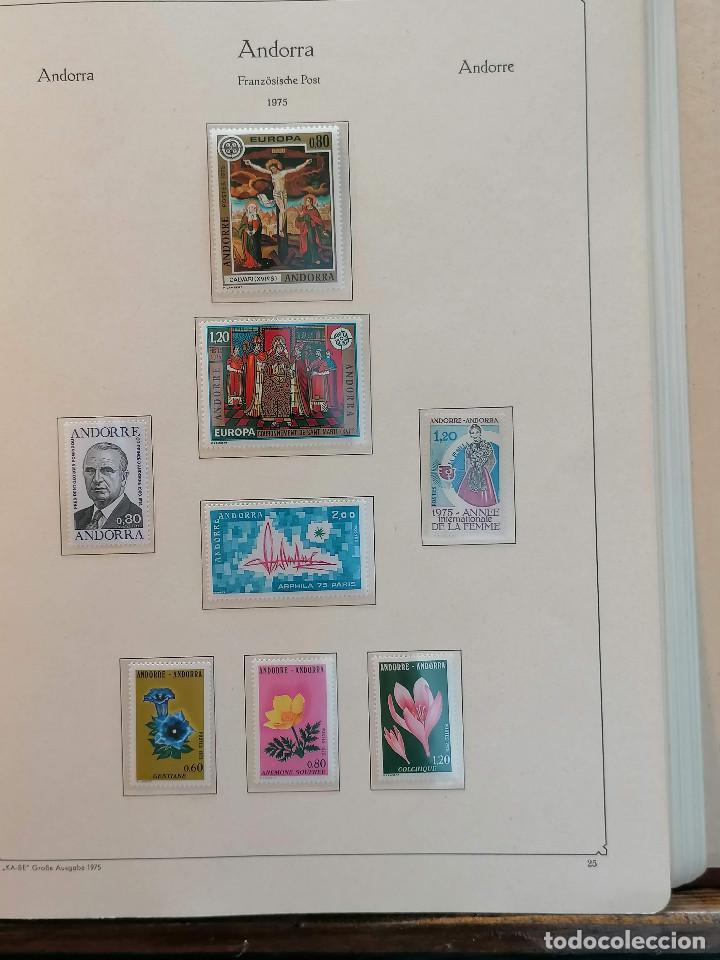 Sellos: Andorra Francia o Francesa lote sellos años 1972 a 1987 450€ catalogo Resto Coleccion nuevos *** - Foto 22 - 274283658