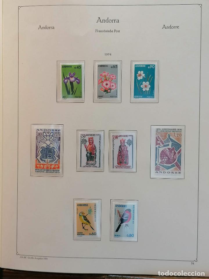 Sellos: Andorra Francia o Francesa lote sellos años 1972 a 1987 450€ catalogo Resto Coleccion nuevos *** - Foto 23 - 274283658