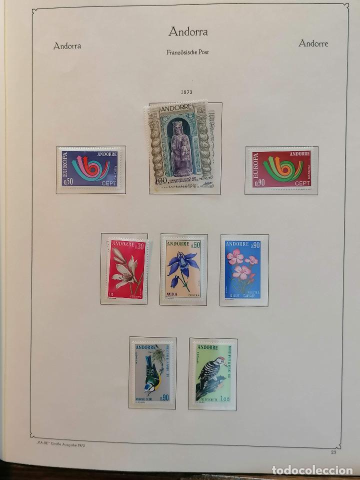 Sellos: Andorra Francia o Francesa lote sellos años 1972 a 1987 450€ catalogo Resto Coleccion nuevos *** - Foto 24 - 274283658