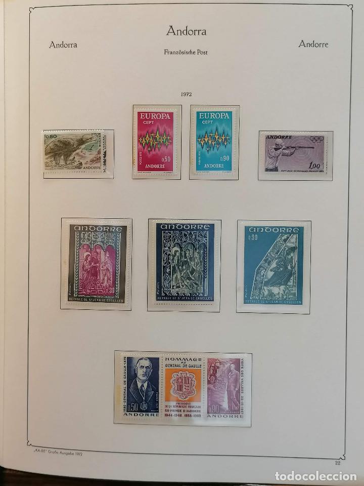 Sellos: Andorra Francia o Francesa lote sellos años 1972 a 1987 450€ catalogo Resto Coleccion nuevos *** - Foto 25 - 274283658