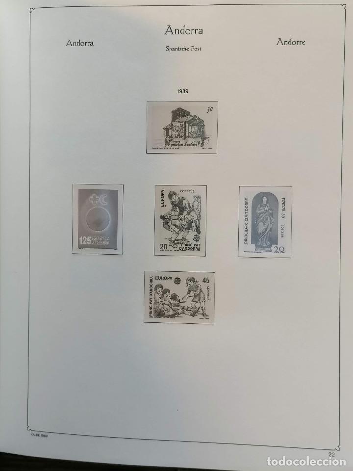 Sellos: Andorra Francia o Francesa lote sellos años 1972 a 1987 450€ catalogo Resto Coleccion nuevos *** - Foto 26 - 274283658