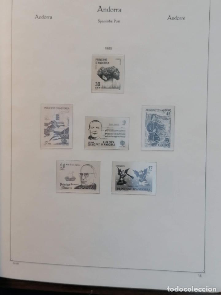 Sellos: Andorra Francia o Francesa lote sellos años 1972 a 1987 450€ catalogo Resto Coleccion nuevos *** - Foto 28 - 274283658
