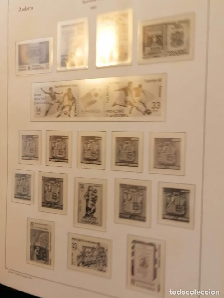Sellos: Andorra Francia o Francesa lote sellos años 1972 a 1987 450€ catalogo Resto Coleccion nuevos *** - Foto 30 - 274283658