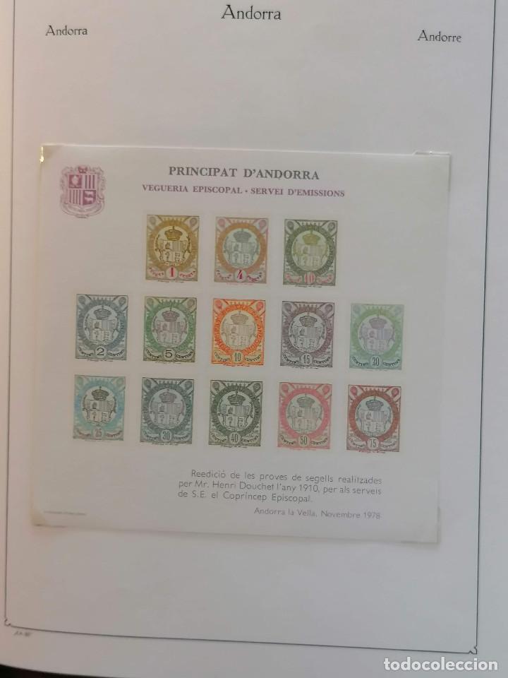 Sellos: Andorra Francia o Francesa lote sellos años 1972 a 1987 450€ catalogo Resto Coleccion nuevos *** - Foto 31 - 274283658