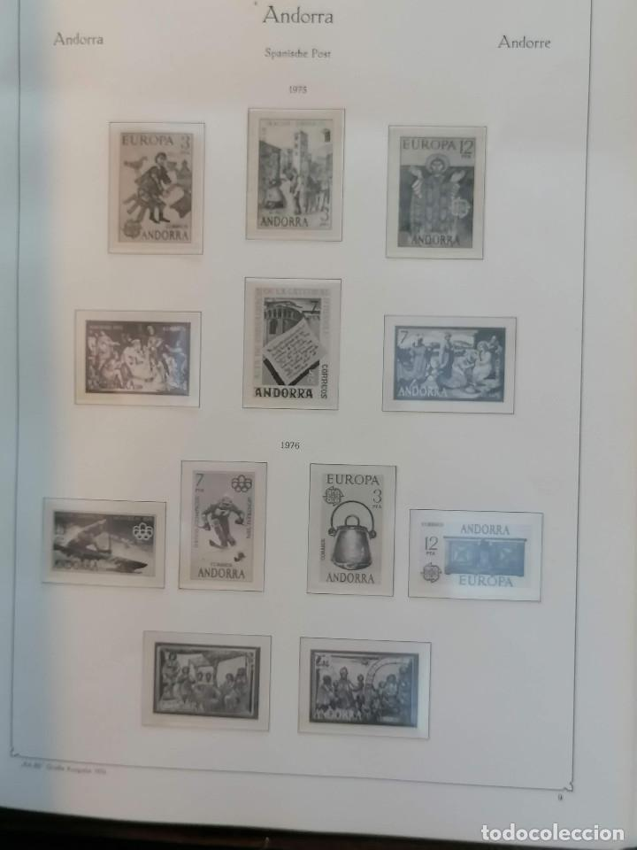 Sellos: Andorra Francia o Francesa lote sellos años 1972 a 1987 450€ catalogo Resto Coleccion nuevos *** - Foto 35 - 274283658