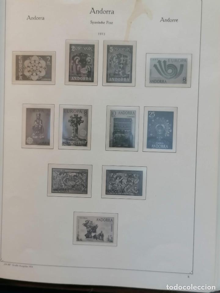 Sellos: Andorra Francia o Francesa lote sellos años 1972 a 1987 450€ catalogo Resto Coleccion nuevos *** - Foto 36 - 274283658