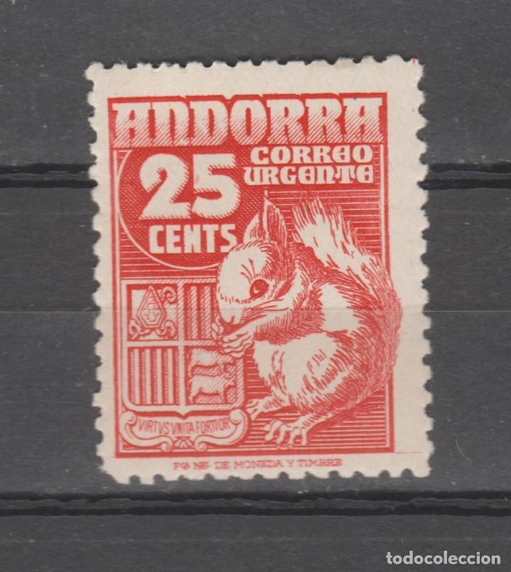 ANDORRA,1948-1953. EDIFIL 58. (Sellos - Extranjero - Europa - Andorra)