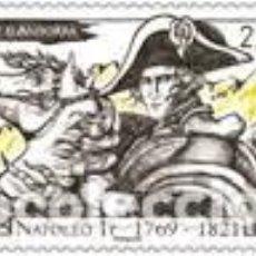 Selos: SELLO NUEVO DE ANDORRA FRANCESA 2021, NAPOLEON. Lote 294059083