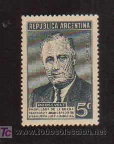 REPUBLICA ARGENTINA (Sellos - Extranjero - América - Argentina)