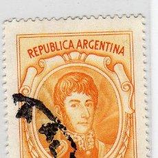 Sellos: SELLO USADO REPUBLICA ARGENTINA 120 PESOS. Lote 10415730