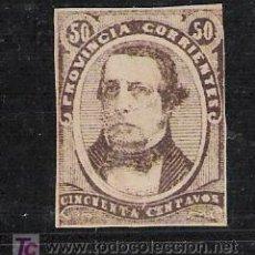 Sellos: 0210 SELLO FISCAL DE LA PROVINCIA DE CORRIENTES 50 CENTIMOS 0210. Lote 10747920