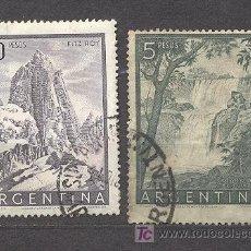 Sellos: ARGENTINA, 2 SELLOS USADOS. Lote 18559264