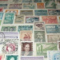 Sellos: 25 SELLOS USADOS DISTINTOS ARGENTINA . Lote 19656396