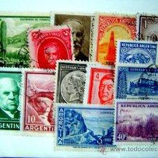 Sellos: LOTE SELLOS REPUBLICA ARGENTINA. Lote 28467097
