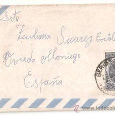 Sellos: SOBRE SELLO ARGENTINA VIA AEREA AÑOS 70. Lote 35908440