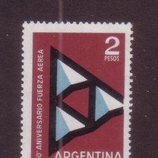 Sellos: ARGENTINA 660*** - AÑO 1962 - 50º ANIVERSARIO DE LAS FUERZAS AEREAS. Lote 36084010