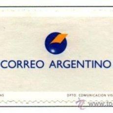 Sellos: ARGENTINA.- CATÁLOGO YVERT Nº 1833, EN USADO. Lote 37011933