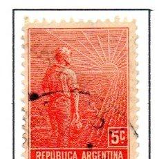 Sellos: ARGENTINA.- SELLO YVERT Nº 165, EN USADO. Lote 45061230