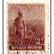 Sellos: ARGENTINA.- SELLO YVERT Nº 169, EN USADO. Lote 45061235