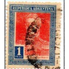 Sellos: ARGENTINA.- SELLO YVERT Nº 320, EN USADO. Lote 45067522