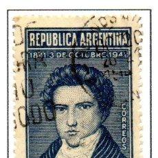 Sellos: ARGENTINA.- SELLO YVERT Nº 413 EN USADO. Lote 45083420