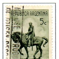 Sellos: ARGENTINA.- SELLO YVERT Nº 415 EN USADO. Lote 45083452